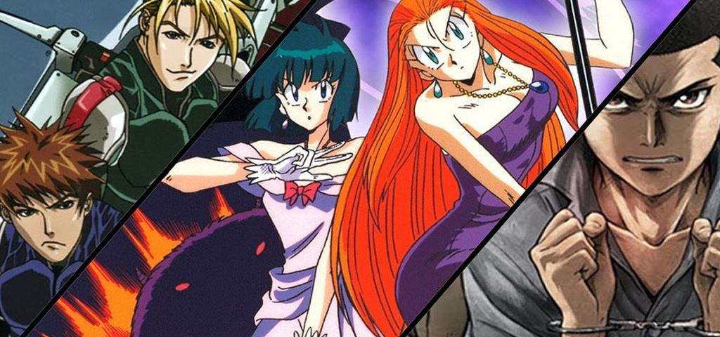 100 mniej znanych anime wartych zobaczenia. #2