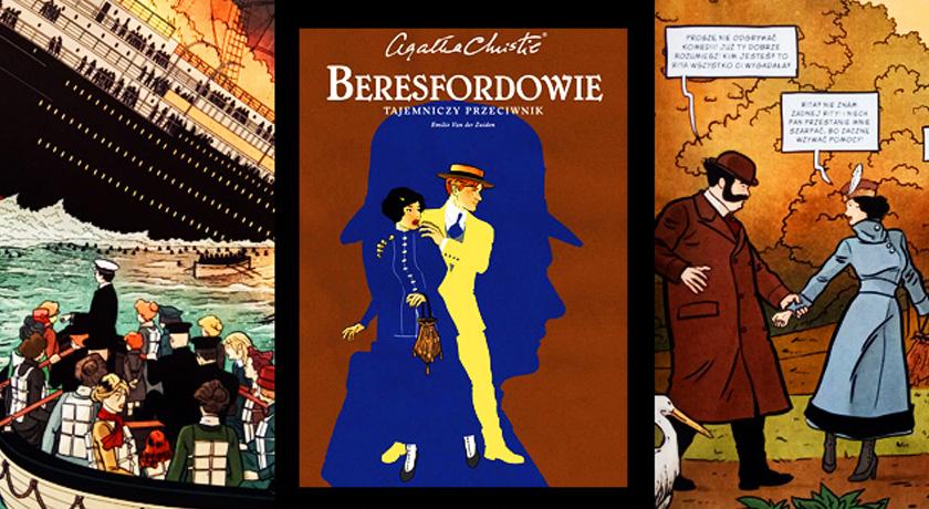 Recenzja komiksu Agatha Christie. Beresfordowie