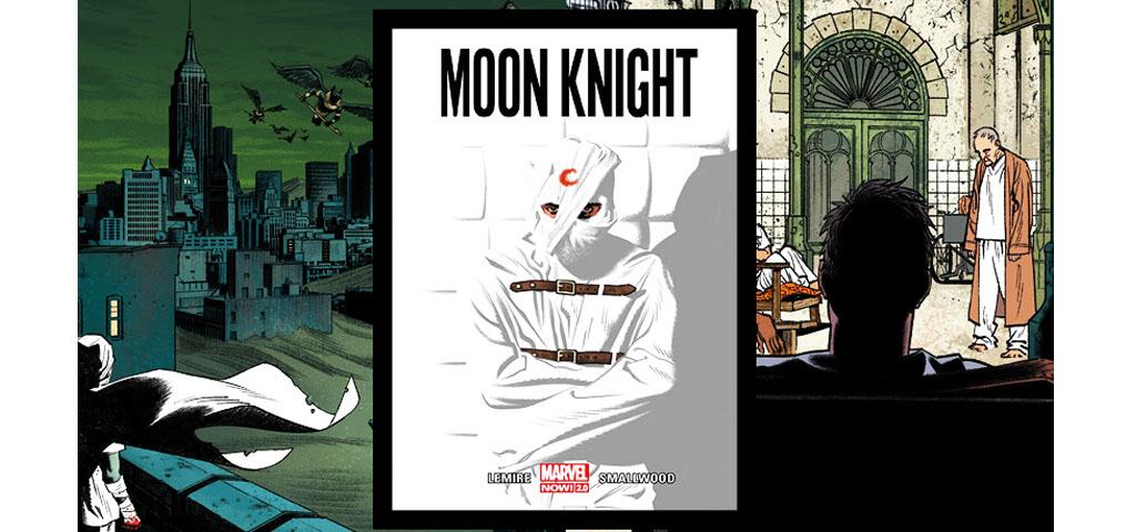 Moon Knight recenzja komiksu