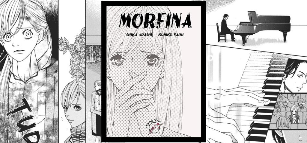Manga Morfina od Hanami