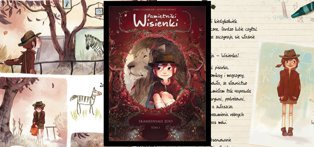 Recenzja komiksu Pamiętniki Wisienki - Tom 1