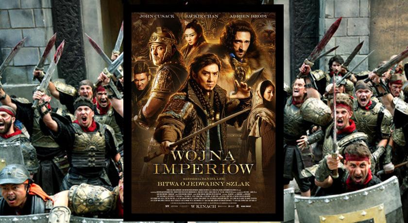 Recenzja filmu Wojna Imperiów