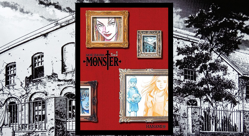 Recenzja manga Monster tom 2