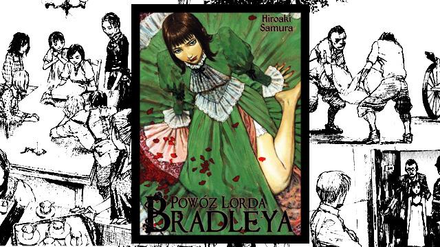 Recenzja mangi Powóz lorda Bradleya