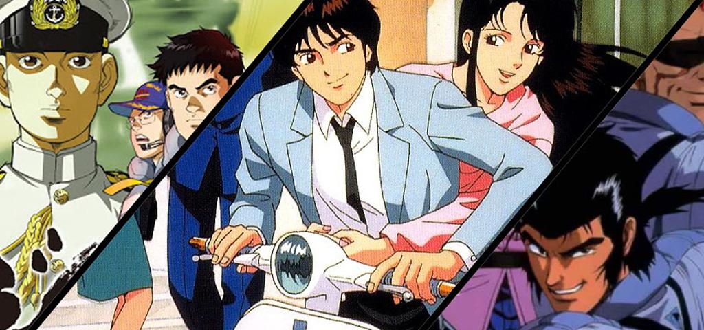 100 mniej znanych anime #1