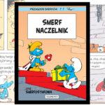 Recenzja komiksu Smerf Naczelnik