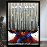 Recenzja komiksu Superman Action Comics – Nadejście Lewiatana. Tom 2