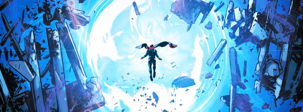 Rysunki Superman Action Comics – Nadejście Lewiatana. Tom 2