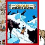 Yakari: W krainie wilków - recenzja komiksu dla małych i dużych