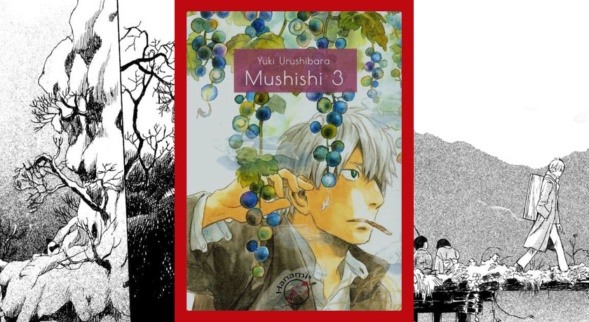 Mushishi #3 - recenzja mangi