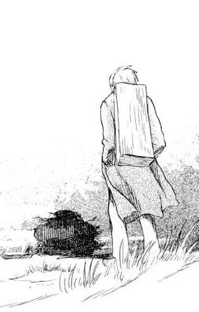 Mushishi #3 - rysunek 2