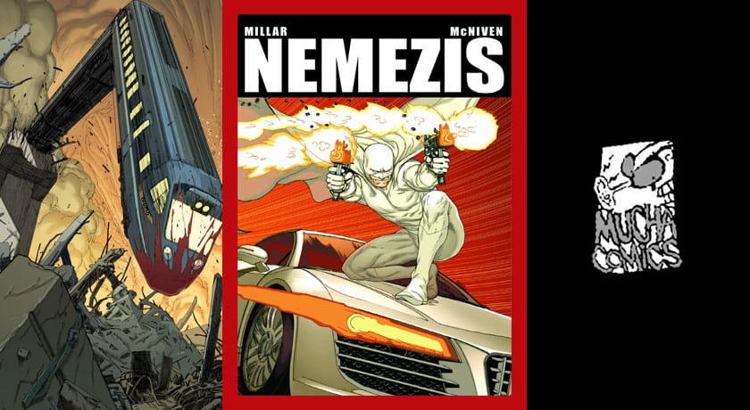 Nemezis - recenzja komiksu