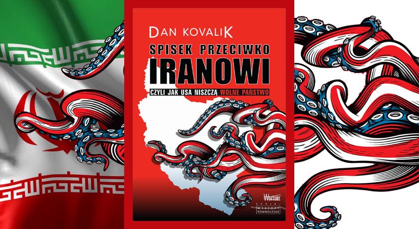 Spisek przeciwko Iranowi - recenzja książki