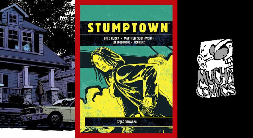 Stumptown #1 - recenzja komiksu