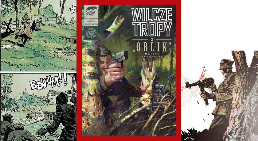 """Wilcze Tropy tom 2 – """"Orlik"""" recenzja komiksu"""