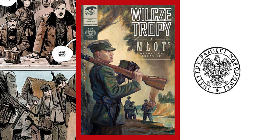 """Wilcze Tropy 3: """"Młot"""" - recenzja komiksu"""