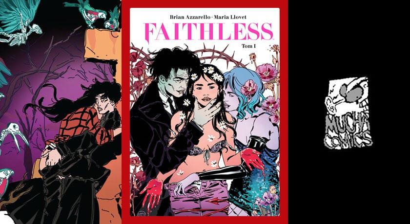 Faithless #1 - recenzja komiksu