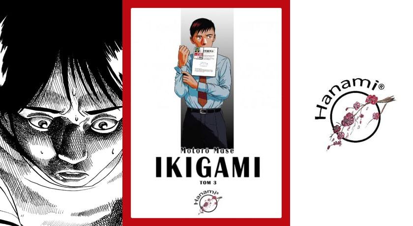 Ikigami 3 - recenzja mangi