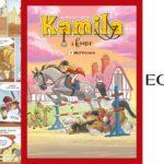 Kamila i konie #2: Mistrzowie - recenzja komiksu