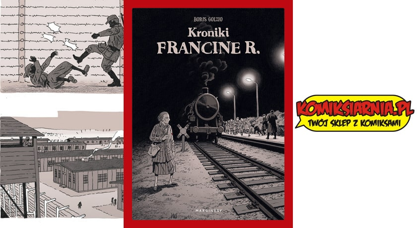Kroniki Francine R - recenzja komiksu