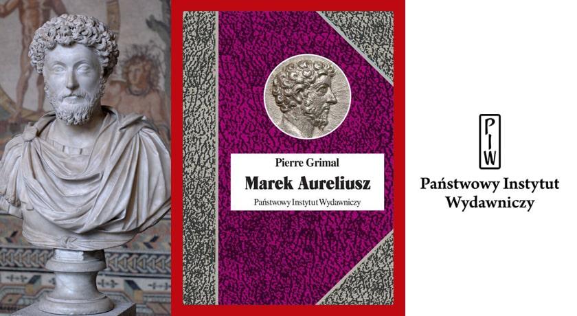 Marek Aureliusz - recenzja książki