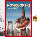 Mój Nowojorski maraton - recenzja komiksu