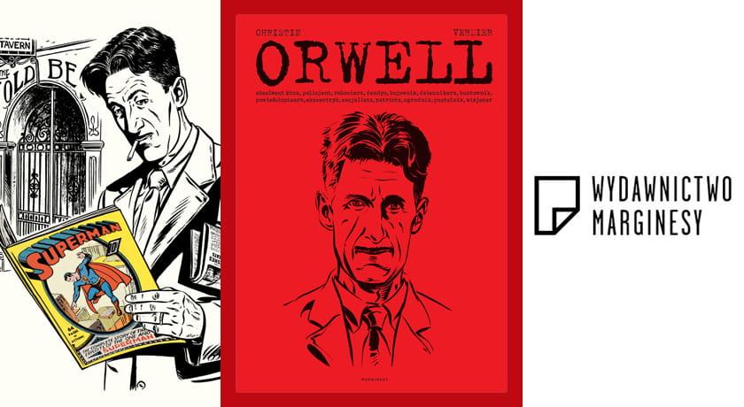 Orwell - recenzja komiksu