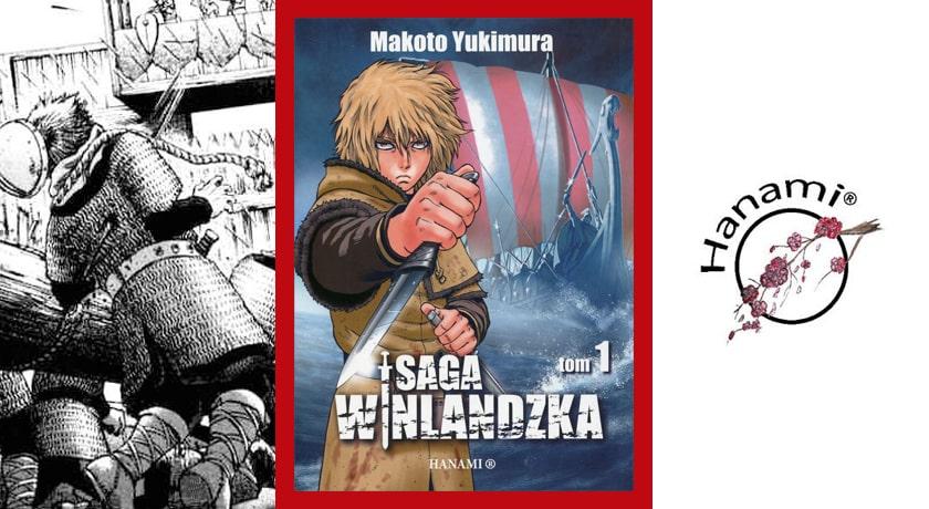 Saga Winlandzka tom 1 - recenzja mangi
