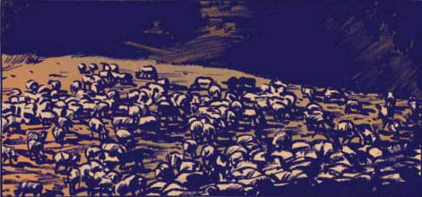 Wilk - przykładowy rysunek 1
