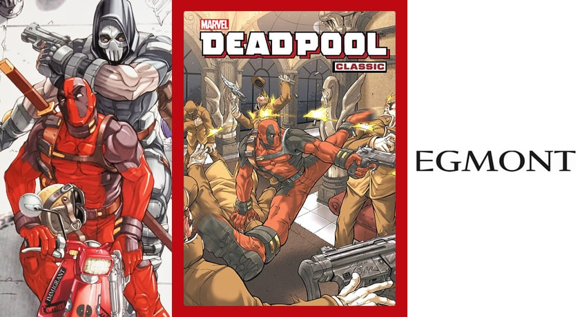 Deadpool Classic tom 9 - recenzja komiksu