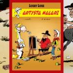Sztuka Dzikiego Zachodu - recenzja komiksu Lucky Luke: Artysta malarz
