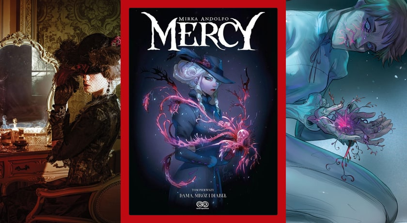 Mercy #1 - recenzja komiksu