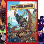 Rycerz Janek - recenzja komiksu