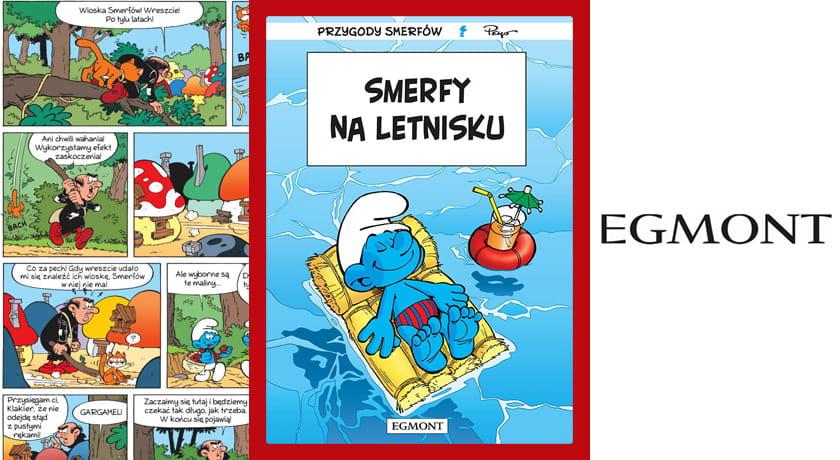 Smerfy na Letnisku - recenzja komiksu