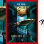 Kosmiczna tułaczka - recenzja książki The Frontiers Saga #2: Pierścienie Przystani
