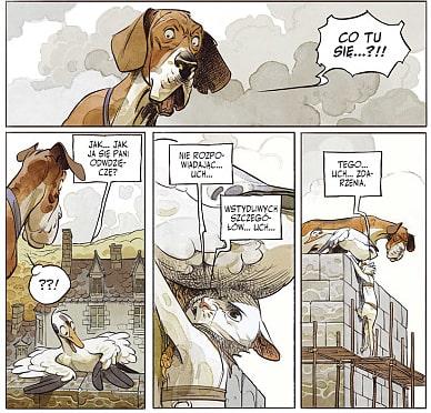 Przykładowy Rysunek 1 - Zamek zwierzęcy #1: Miss Bengalore