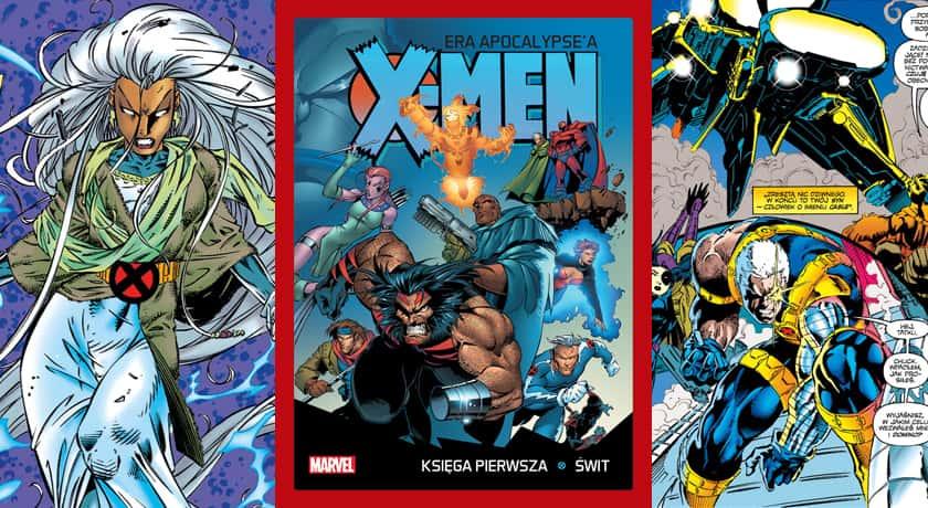 Era Apocalypse'a: Świt #1 - recenzja komiksu