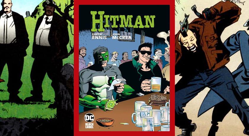 Hitman #2 - recenzja komiksu