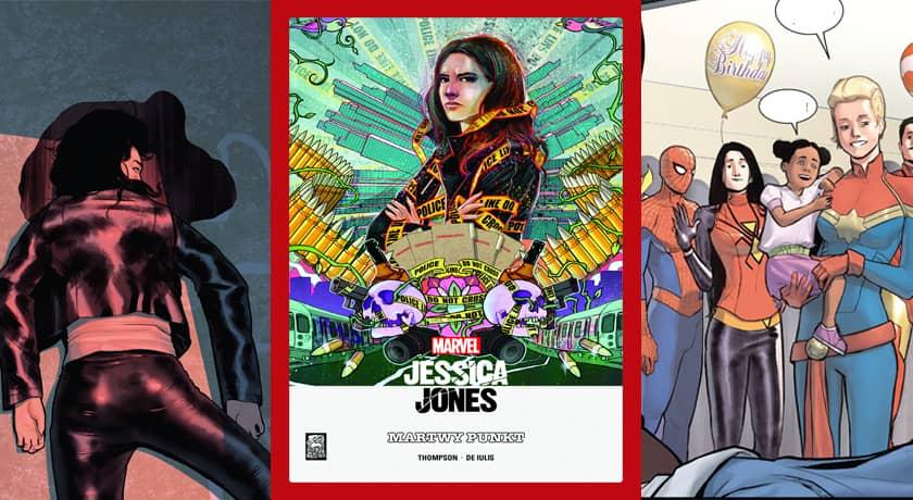 Jessica Jones: Martwy punkt  - recenzja komiksu