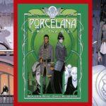 W przyszłości - recenzja komiksu Porcelana #2: Kostna biel