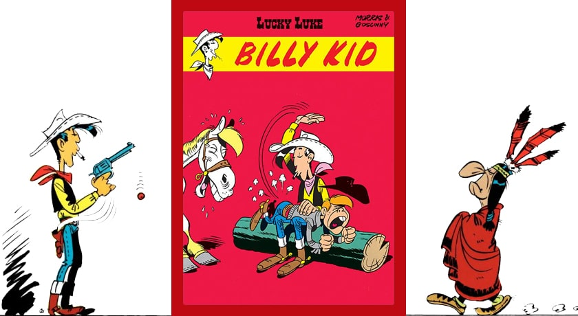 Billy Kid - recenzja komiksu