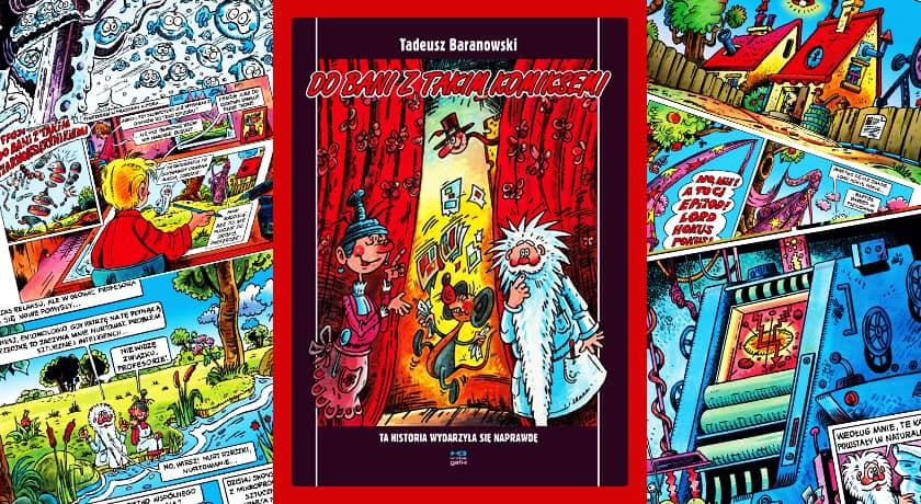 Do Bani z Takim Komiksem - recenzja komiksu