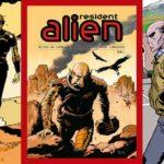 Resident Alien #1 - recenzja komiksu