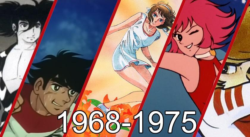 Anime warte zobaczenia 1968-1975