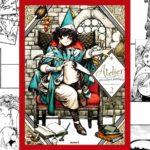 Magiczne tajemnice - recenzja mangi Atelier spiczastych kapeluszy #2