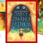 Marcy i zagadka sfinksa - recenzja komiksu