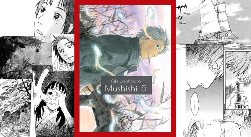 Mushishi #5 - recenzja mangi
