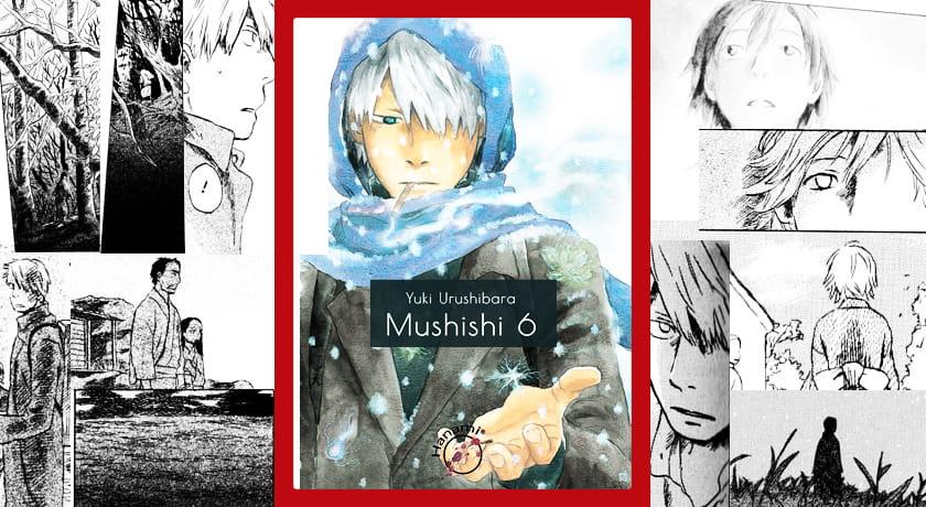 Mushishi #6 - recenzja mangi