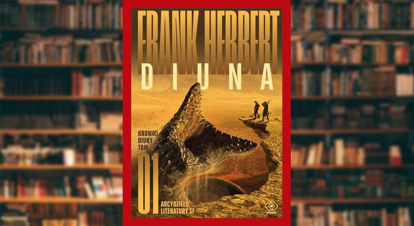 Diuna - recenzja książki