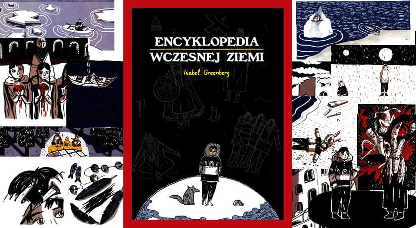 Encyklopedia Wczesnej Ziemi - recenzja komiksu